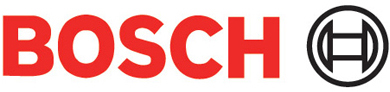 Bosch logo image and link to Bosch